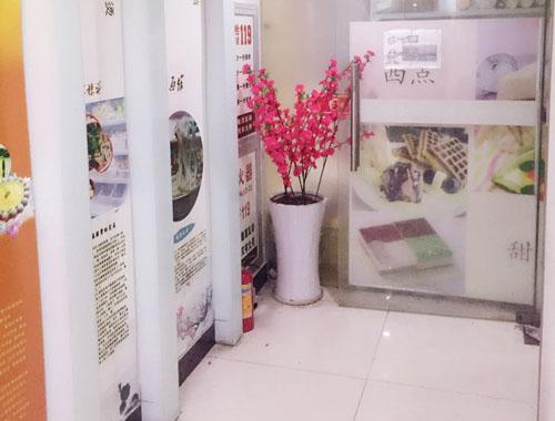 杭州校区走廊