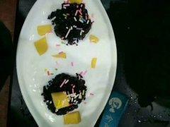 满记甜品培训学员周女士作品