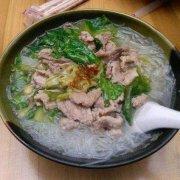 原味汤粉王培训学员常先生作品