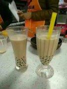 珍珠奶茶培训过程展示