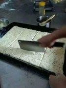 千层饼培训过程展示