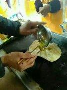鸡蛋灌饼培训过程展示