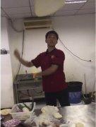 印度飞饼培训过程展示