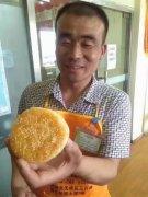 黄山烧饼培训过程展示