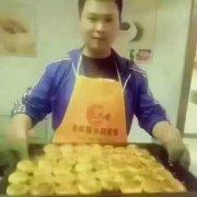 黄桥烧饼培训过程展示