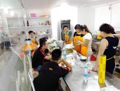 潮州卤水培训过程展示