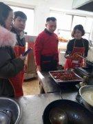 重庆烤鱼培训过程展示
