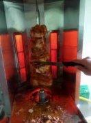 土耳其烤肉培训过程展示