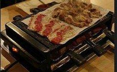韩式烧烤培训过程展示