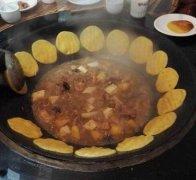 地锅菜培训过程展示
