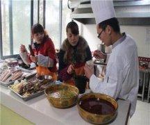 钵钵鸡培训过程展示