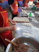 钟水饺培训过程展示