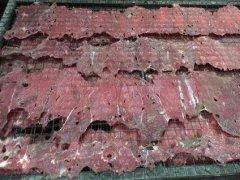 火鞭子牛肉培训过程展示
