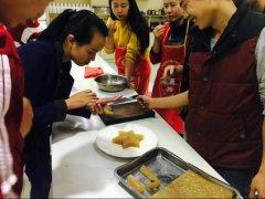 马蹄糕培训过程展示