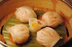 蟹黄灌汤饺培训过程展示