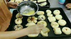 面包培训过程展示
